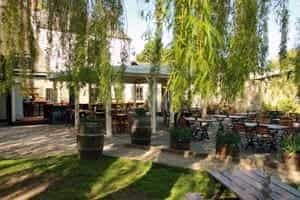 Oxford's best Pub Garden